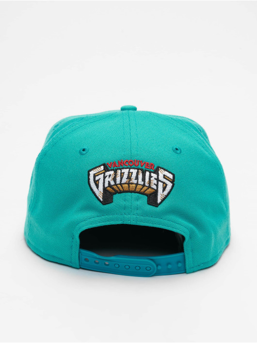 New Era Snapback Cap 9Fifty A8 001 Memphis Grizzlies turquoise