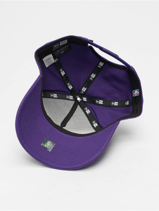 New Era Snapback Cap NBA Team Los Angeles Lakers 9 Fourty Aframe violet
