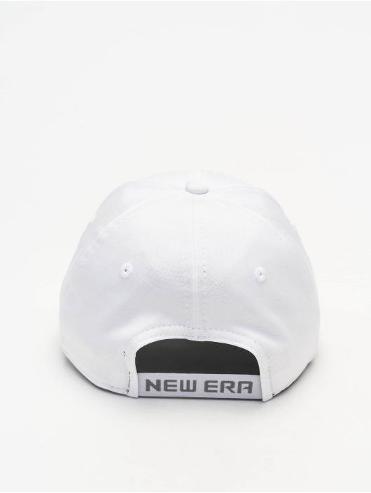 New Era Snapback Cap MLB NY Yankees Iridescent 9Forty weiß