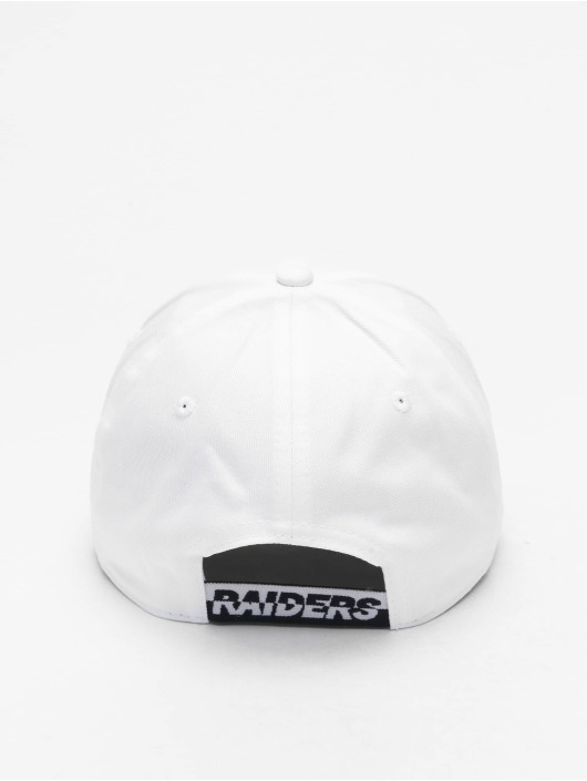 New Era Snapback Cap NFL Oakland Raiders 9Forty weiß