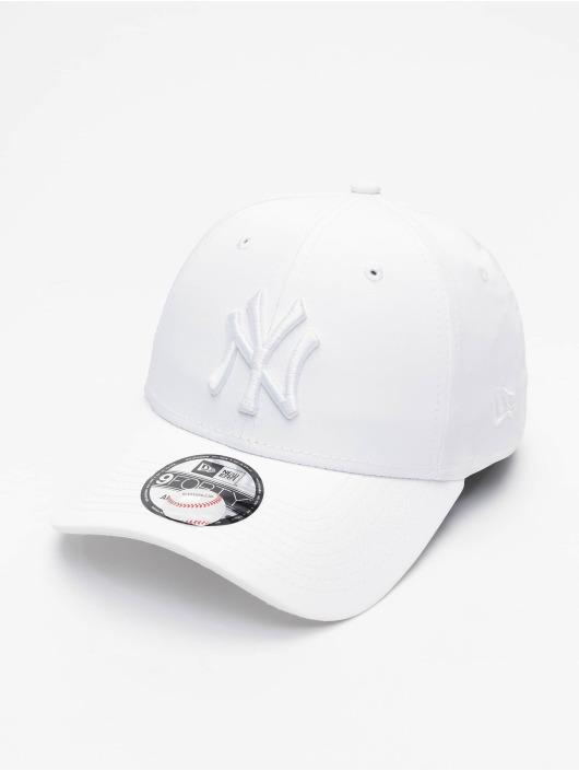 New Era Snapback Cap MLB New York Yankees Tonal 9Forty weiß