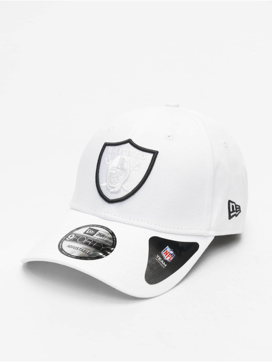 New Era Snapback Cap NFL Oakland Raiders 9Forty white