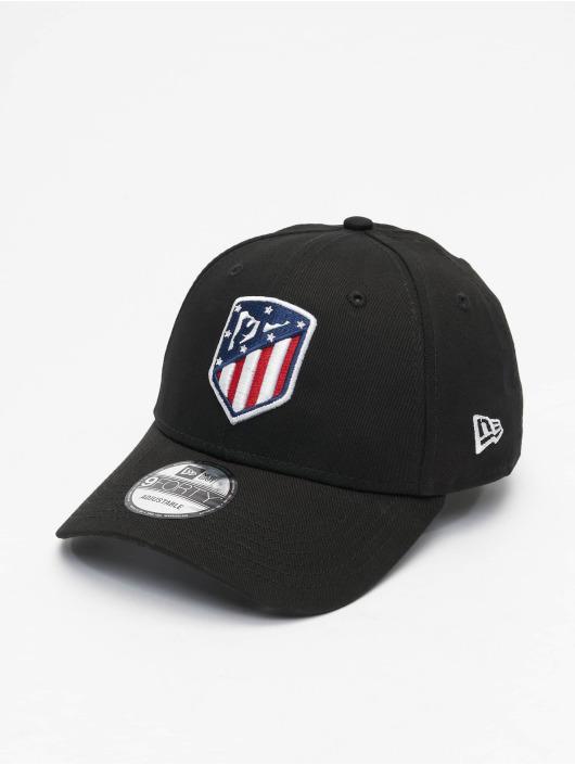 New Era snapback cap Essential Atletico Madrid  9Forty zwart