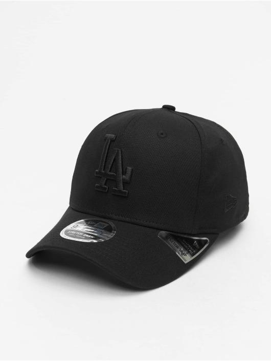 New Era snapback cap MLB LA Dodgers Tonal Black 9Fifty zwart