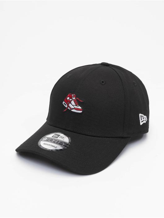 New Era snapback cap Sports zwart