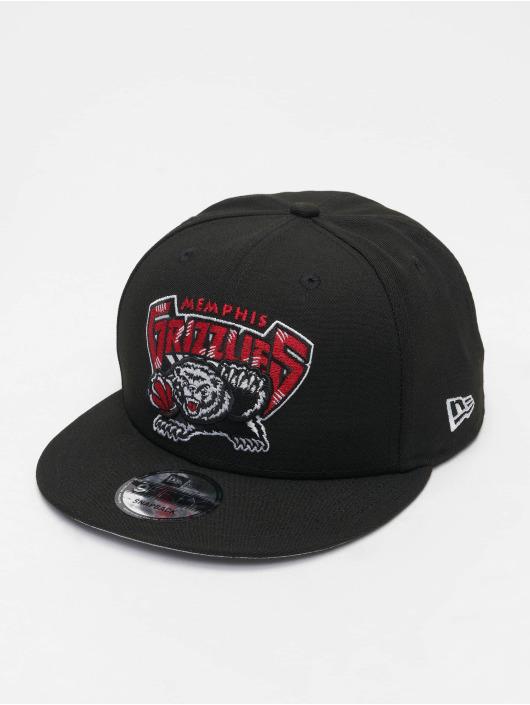 New Era snapback cap NBA 950 Memphis Grizzlies Hardwood Classics Nights 2021 zwart