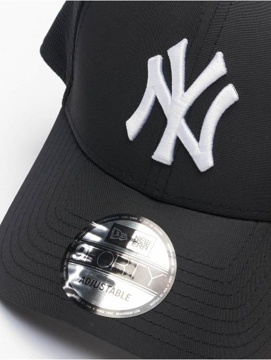 New Era snapback cap MLB New York Yankees Mesh Underlay 9Forty S zwart