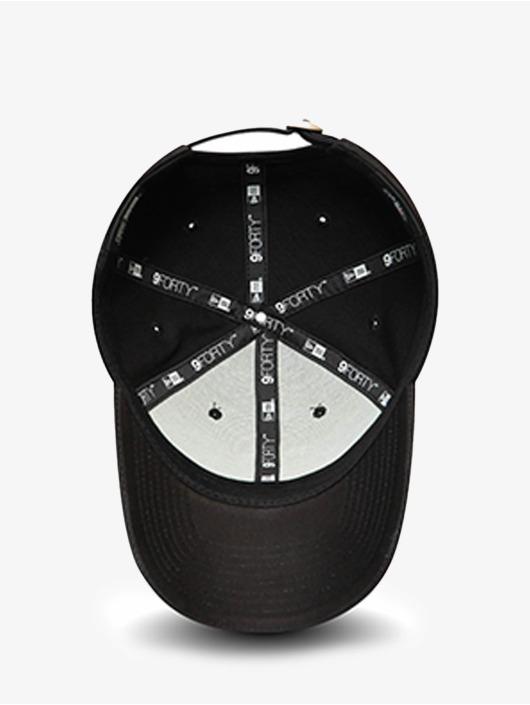 New Era snapback cap MLB Boston Red Sox Camo Infill 9Forty zwart