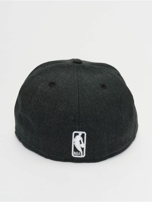New Era Snapback Caps La Lakers čern