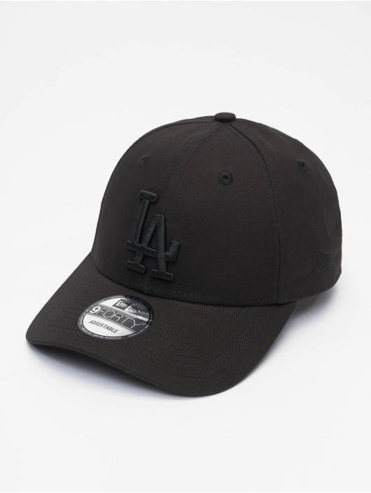 New Era Snapback Caps MLB League Eshortsleeve 9forty čern