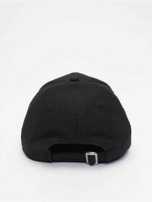 New Era Snapback Caps Nba Properties Milwaukee Bucks Diamond Era 9forty čern