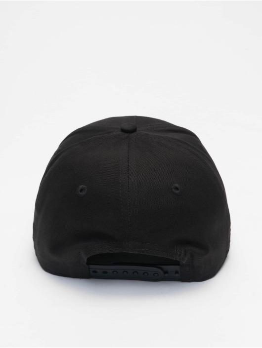 New Era Snapback Caps Mlb Properties Los Angeles Dodgers Black Base 9forty čern