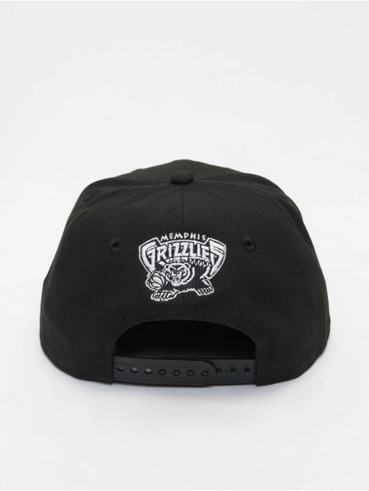 New Era Snapback Caps NBA 950 Memphis Grizzlies Hardwood Classics Nights 2021 čern