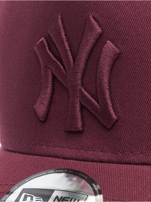 New Era Snapback Caps Mlb Properties New York Yankees Colour Ess 940 Aframe červený