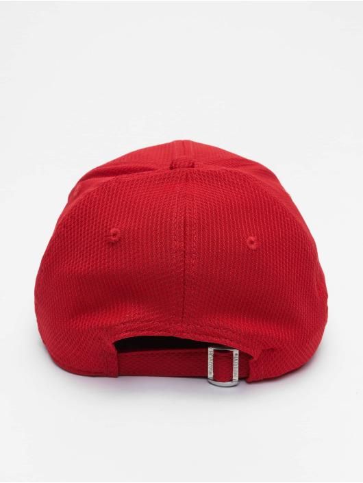 New Era Snapback Caps Nba Properties Chicago Bulls Diamond Era 9forty červený