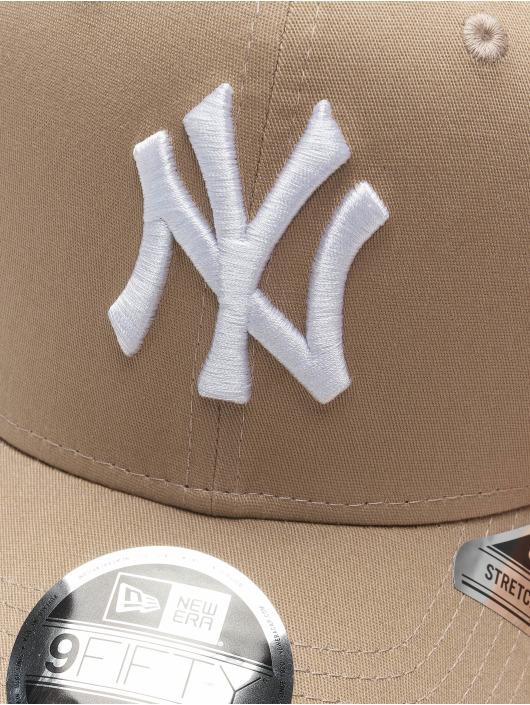 New Era Snapback Caps 9fifty Tonal NY Yankees Stretch beige