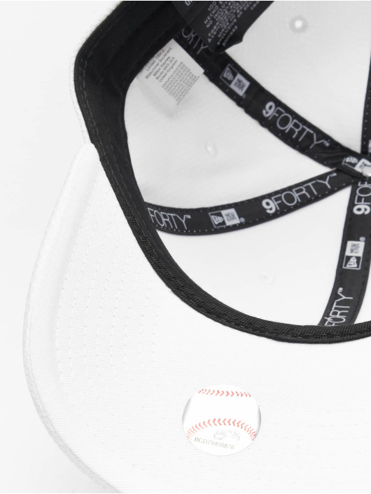 New Era Snapback Caps MLB LA Dodgers Diamond Era Essential 9Forty bialy