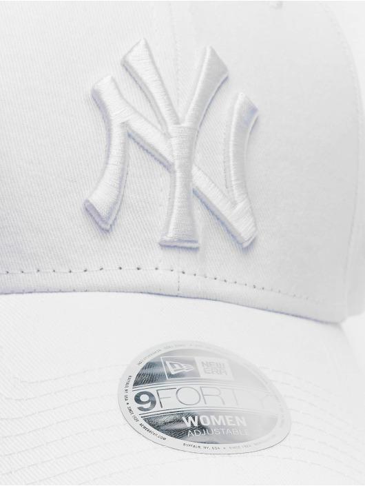 New Era Snapback Caps MLB NY Yankees Eshortsleeve 9forty bialy