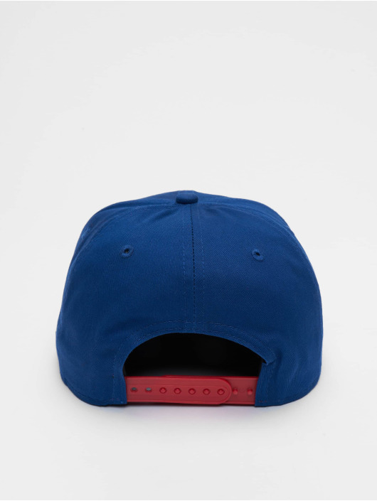 New Era Snapback Caps MLB Cotton Block NY Yankees blå