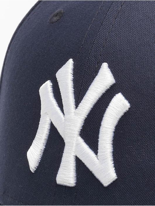 New Era Snapback Caps MLB NY Yankees Chambray League blå