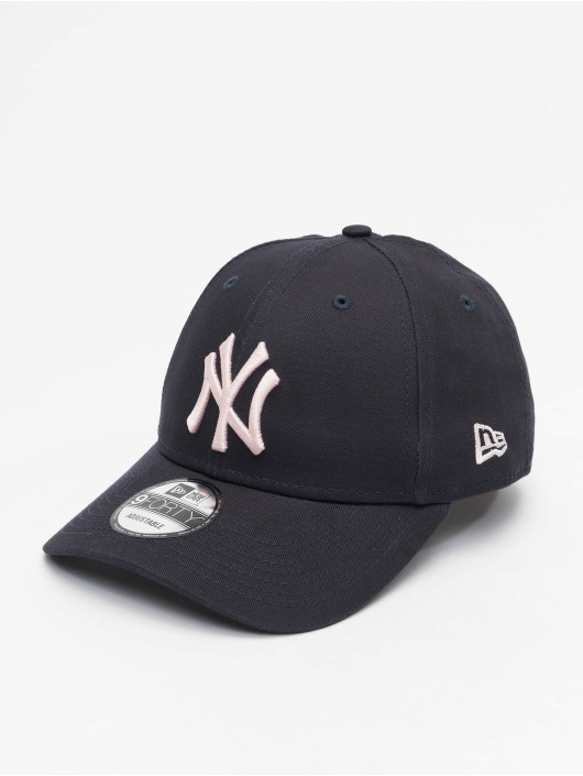 New Era Snapback Caps MLB NY Yankees 9Forty League Essential blå