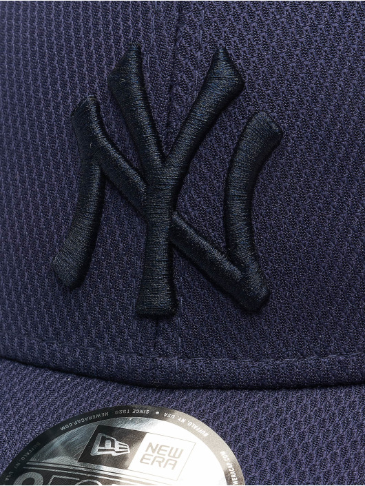 New Era Snapback Caps MLB NY Yankees Diamond Era 9Forty blå