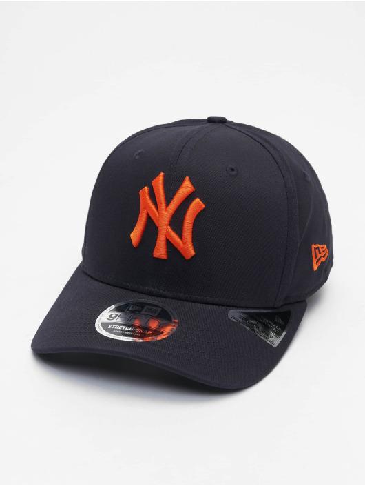 New Era Snapback Caps 9fifty Tonal NY Yankees Strech blå