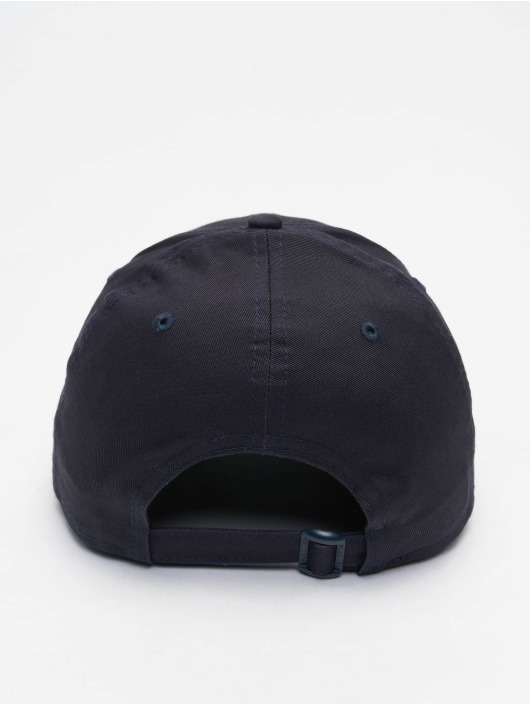New Era Snapback Caps 9Forty Flagged blå