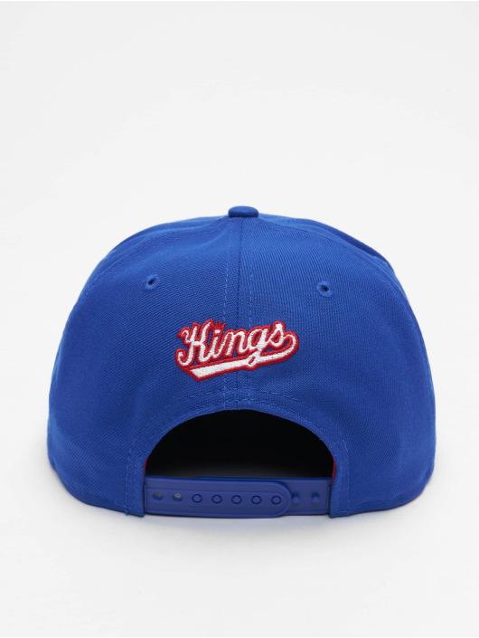 New Era Snapback Caps 9Fifty A8 001 Sacramento Kings blå