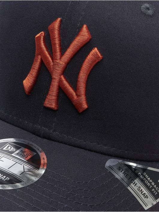 New Era Snapback Caps MLB NY Yankees League Essential blå