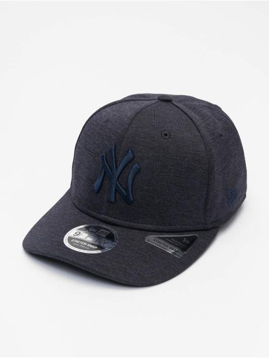 New Era Snapback Caps MLB New York Yankees Tonal Team 9Fifty Stretch blå