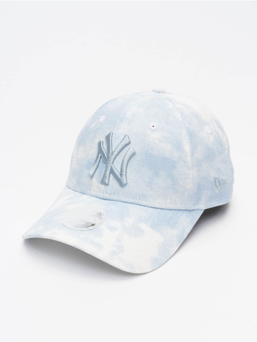 New Era Snapback Caps MLB New York Yankees Wmns Denim Colour 9Forty blå