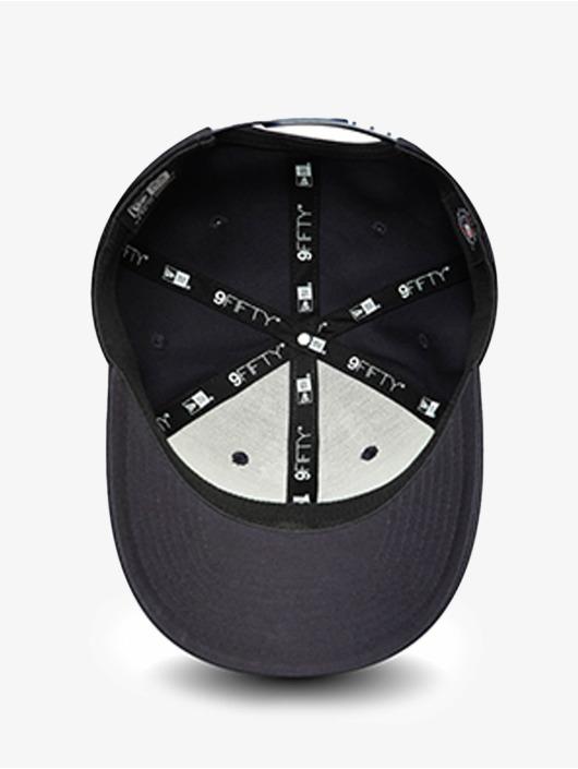 New Era Snapback Caps MLB New York Yankees Team Outline 9Fifty Stretch blå