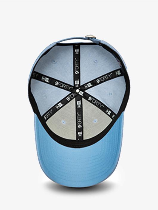 New Era Snapback Caps MLB Los Angeles Dodgers Chambray 9Forty blå