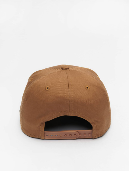 New Era Snapback Caps MLB League Essential New York Yankees 9 Fifty brun