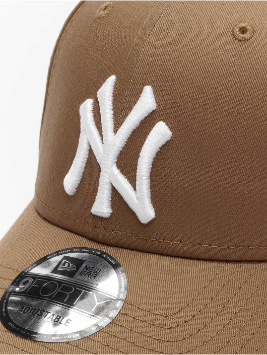 New Era Snapback Caps MLB NY Yankees League Essential 9Forty brun