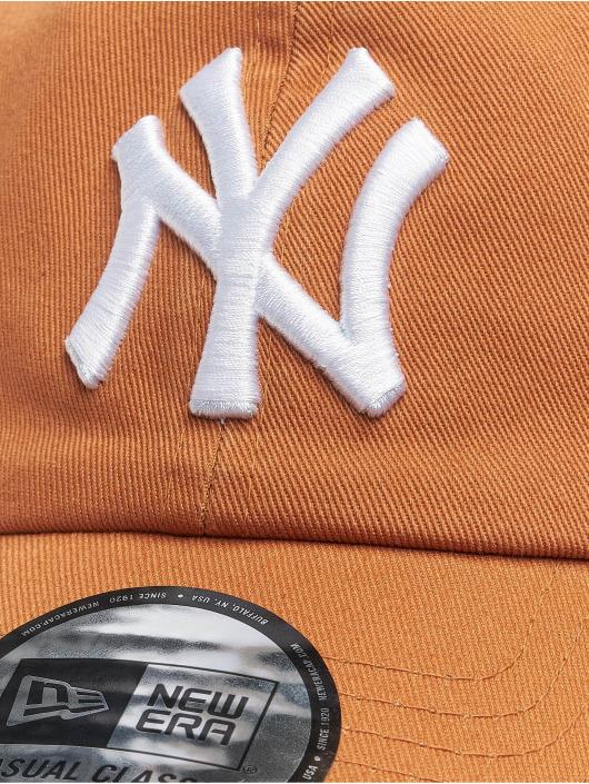 New Era Snapback Caps Mlb Properties New York Yankees Team Cc 9twenty brun