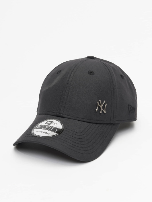 New Era Snapback Caps Flawless Logo Basic NY Yankees 9Forty czarny