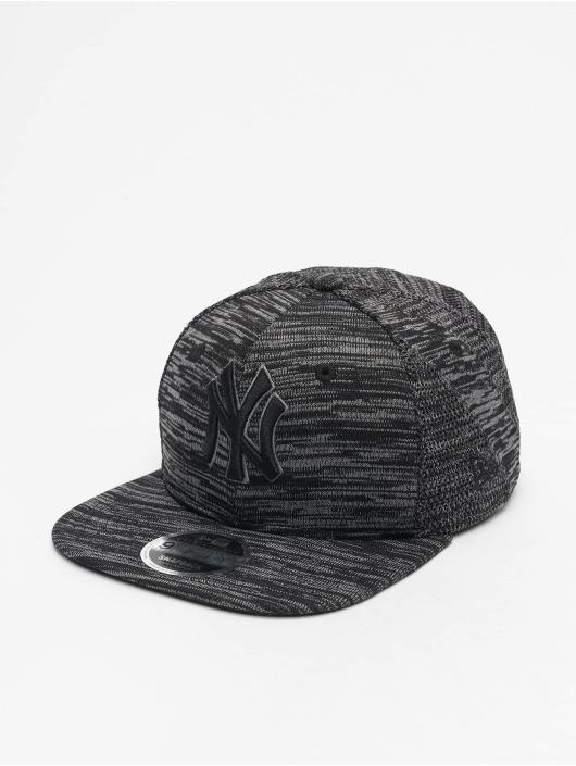 New Era Snapback Caps MLB NY Yankees Engineered Fit 9Fifty czarny