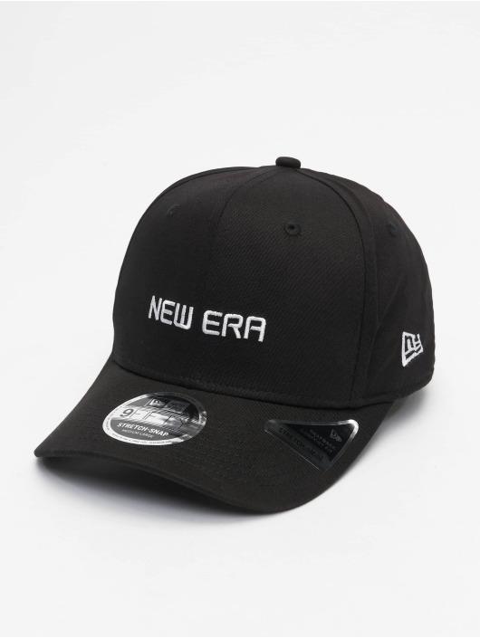 New Era Snapback Caps Essential 9Fifty czarny