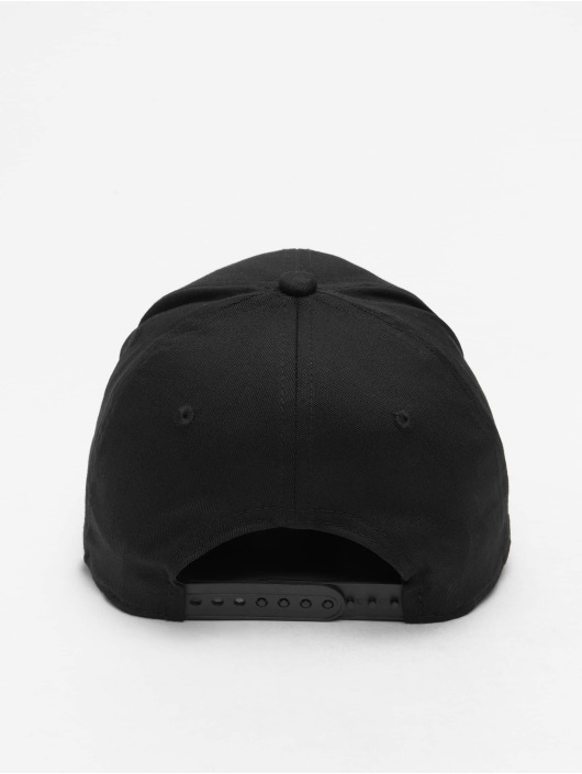 New Era Snapback Caps NBA Chicago Bulls Tonal Black 9Fifty czarny