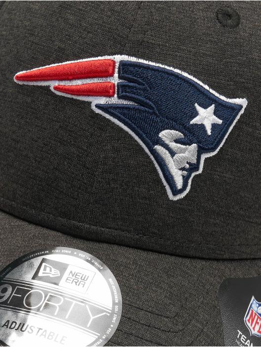 New Era Snapback Caps NFL New England Patriots Shadow Tech 940 czarny
