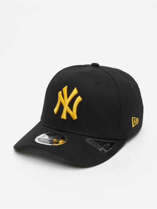 New Era Snapback Caps MLB NY Yankees League Essential 9Fifty czarny