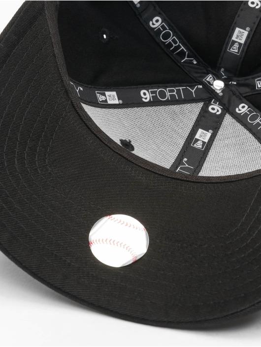 New Era Snapback Caps MLB NY Yankees Essential 940 czarny
