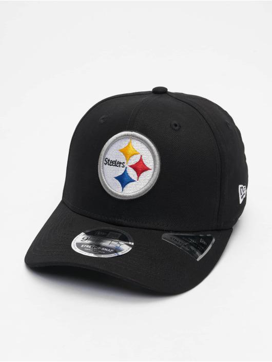 New Era Snapback Caps 9fifty Pittsburgh Steelers Strech czarny