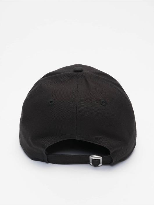 New Era Snapback Caps MLB League Eshortsleeve 9forty czarny