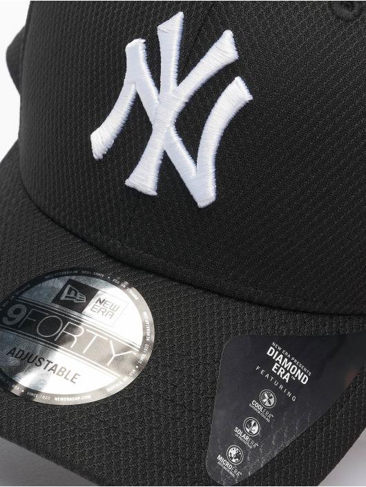 New Era Snapback Caps MLB NY Yankees Diamond Era 9forty czarny