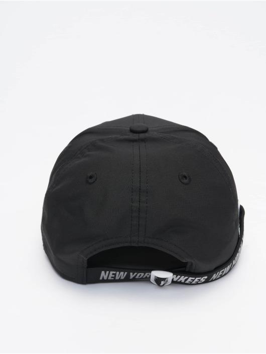 New Era Snapback Caps MLB NY Yankees Tech Fabric Licensed czarny