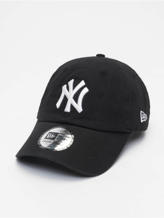 New Era Snapback Caps Mlb Properties New York Yankees Team Cc 9twenty czarny