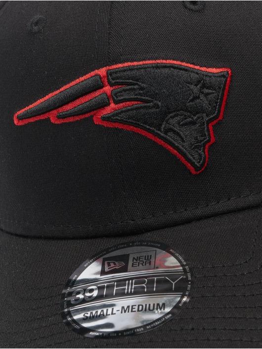 New Era Snapback Caps New England Patriots Tonal 39Thirty czarny